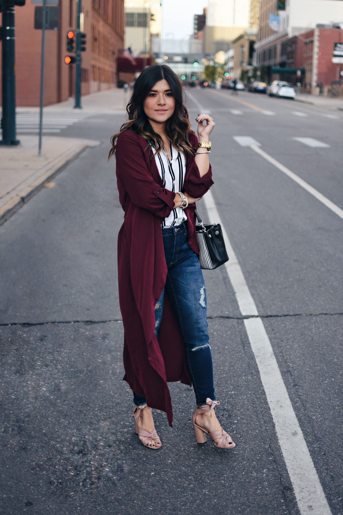 How To Wear Long Cardigans This Fall Chic Talk