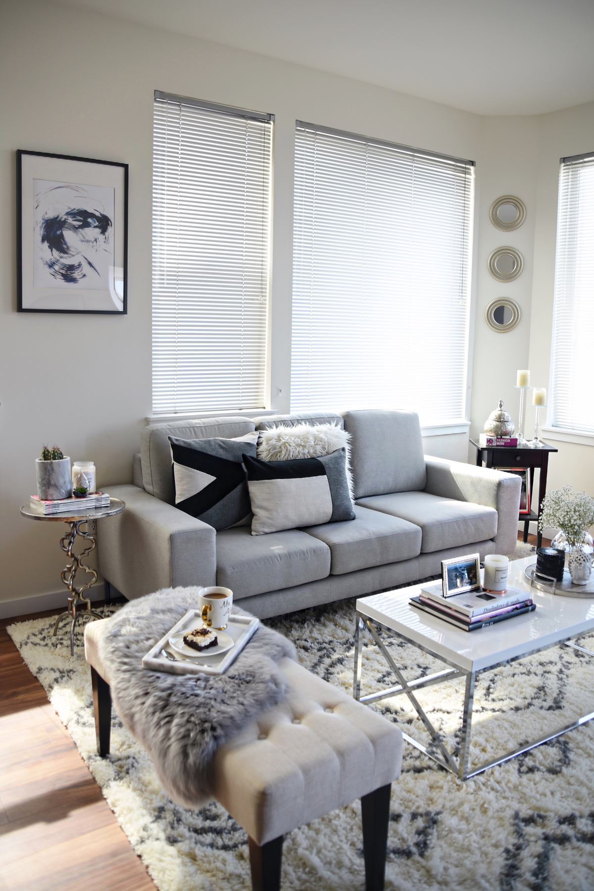 Contemporary Home Decor with Article | Home | Chic Talk | CHIC TALK