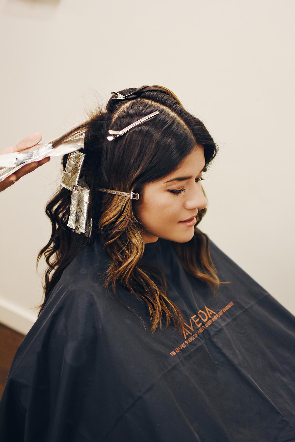 Summer Hair Makeover With Vida Salon In Denver Chic Talk