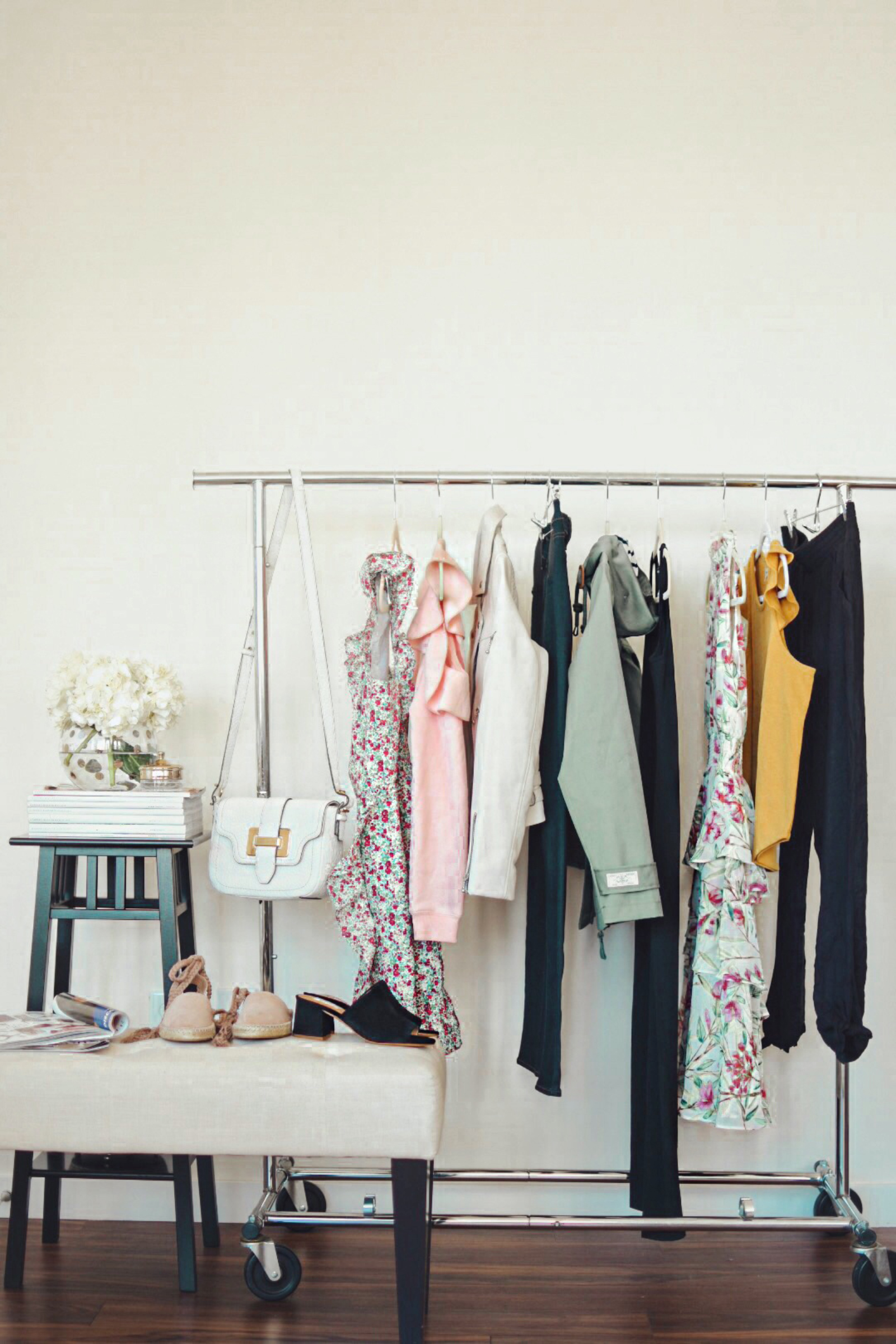 Carolina Hellal Of Chic Talk Tries Trunk Club Styling Services And Explains  Why She Liked Them