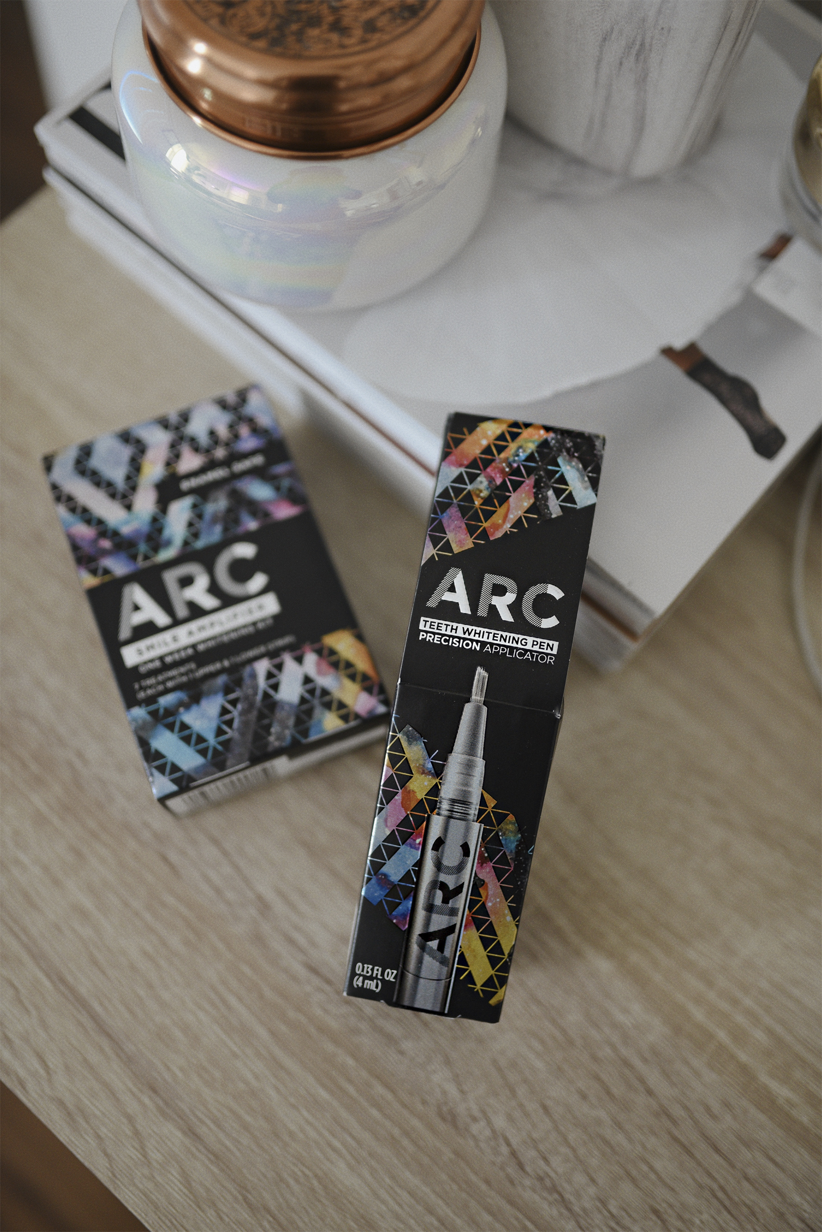 5 Resons Why You Need To Try The New Arc Teeth Whitening Pen