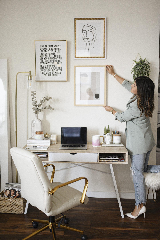 HOME OFFICE DECOR IDEAS | CHIC TALK | CHIC TALK